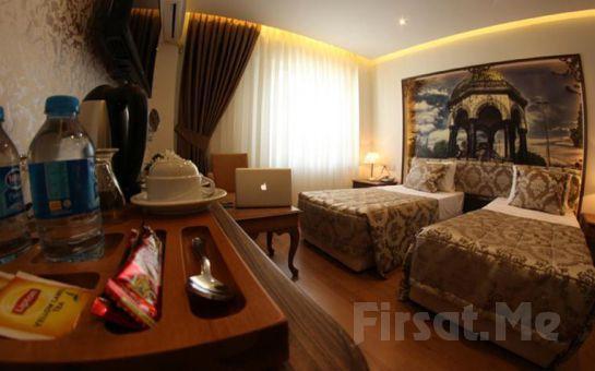 Elite Marmara Bosphorus Suit 2 Kişi 1 Gece Konaklama, Kahvaltı