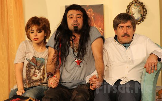 İstanbul Kumpanyası'ndan Sıcak ve Eğlenceli Bir Komedi KAPI ÇARPTI Oyunu