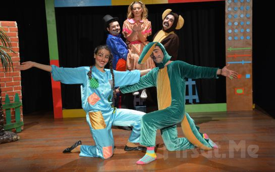 Birdirbir Çocuk Tiyatrosu'ndan Cevahir AVM Fun Lab Çocuk Sahnesi'nde Aralık Ayına Özel Eğitici ve Eğlenceli Çocuk Oyunlarına Biletler