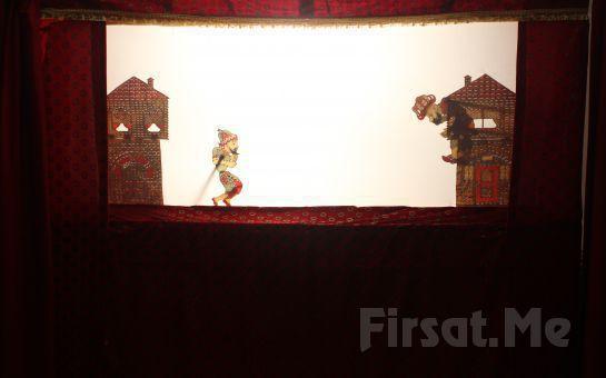 1001 Sanat Sahne'de Gülhane Hayal Tiyatrosu'ndan KARAGÖZ GÖLGE OYUNU!