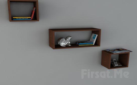 Dekorister Modüler Mobilya'dan, Dekorister Box Kitaplık Fırsatı
