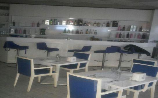 Beylikdüzü Nokta ile Virgül Restaurant'da Yemek ve Sınırsız İçki Dahil Yılbaşı Eğlence Fırsatı