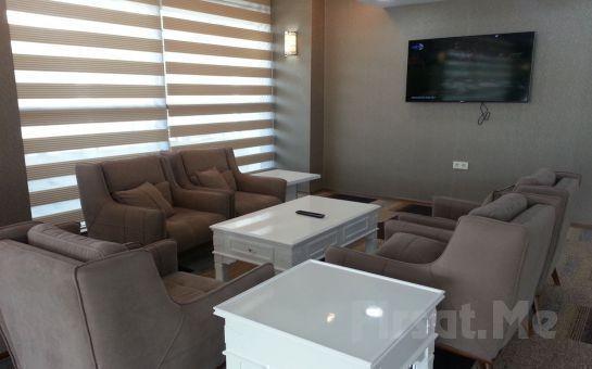 Ankara Prestige Thermal Hotel Spa'da Petek Dinçöz ile Yılbaşı Galası ve Konaklama Seçenekleri