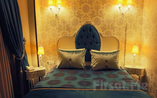 Port Hotel Tophane'de 2 Kişi 1 Gece Konaklama Ve Kahvaltı