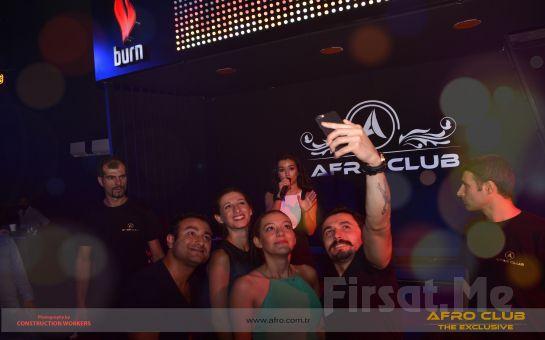 Afro Club The Exclusive Ataşehir'de Demet Akalın, Suat Ateşdağlı ve Hüseyin Karadayı ile New Year Party 2016 ile Yılbaşı Partisi!