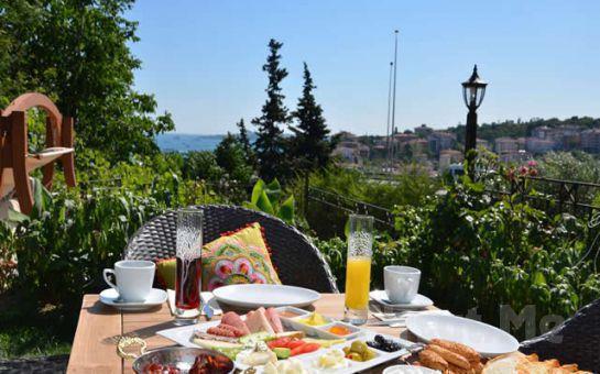 Symbola Bosphorus Ortaköy'de Kahvaltı Dahil 2 Kişilik Konaklama Seçenekleri