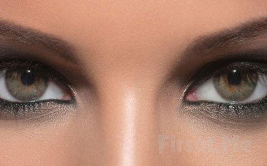 Kadıköy Srn Estetik ve Güzellik'ten Microblading 3D Kıl Tekniği ile Kaş Kontürü veya Eyelenir Uygulaması!