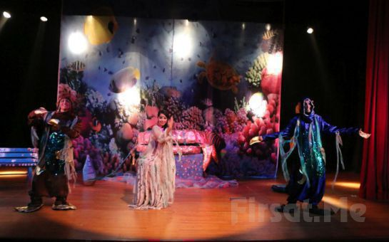 1001 Sanat'tan DENİZALTI MASALI Çocuk Tiyatro Oyunu!