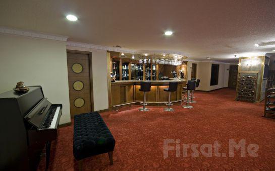 Laleli Aspen Hotel İstanbul'da 2 Kişi 1 Gece Konaklama + Kahvaltı + SPA Keyfi!