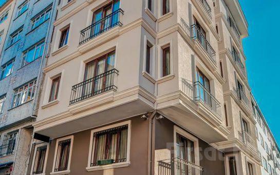 İstanbul Merkezin'de Plus Hotel Cihangir'de 2 Kişi 1 Gece Konaklama Keyfi