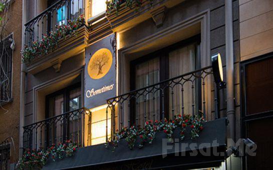 Taksim İstiklal Sometimes Hotel'de 2 Kişi 1 Gece Konaklama + Odaya Kahvaltı Servisi!