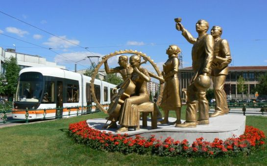 Tatil Bugün'den Günübirlik Eskişehir ve Odunpazarı Turu (Ek Ücret Yok)