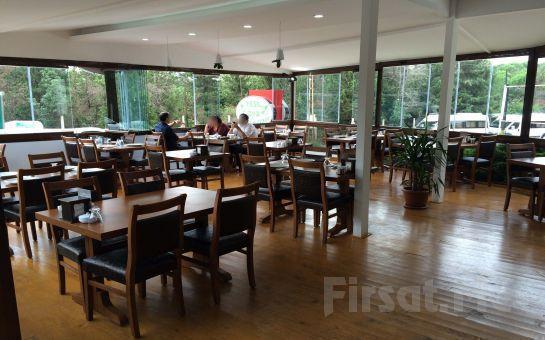 Kavacık Yeşil Ova Konya Mutfağı'nda Sınırsız Çay Eşliğinde Leziz Kahvaltı Tabağı veya Serpme Kahvaltı Keyfi!