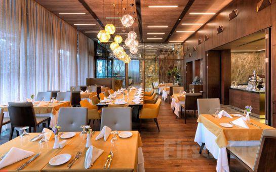 Taksim Naz City Hotel'de 2 Kişi 1 Gece Konaklama ve SPA Keyfi, Kahvaltı Seçeneğiyle!