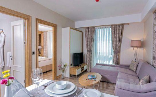 Bof Hotels Ceo Suite Ataşehir'de Sevgililer Gününe Özel Suit Odalarda 2 Kişi 1 Gece Kahvaltı Seçeneğiyle Konaklama!