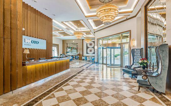 Bof Hotels Ceo Suite Ataşehir'de Sevgililer Gününe Özel Suit Odalarda 2 Kişi 1 Gece Kahvaltı Seçeneğiyle Konaklama