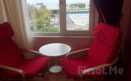 Sultanahmet Seatanbul Apart Otel'in Deniz Manzaralı Odalarında 2 Kişi 1 Gece Konaklama ve Kahvaltı!