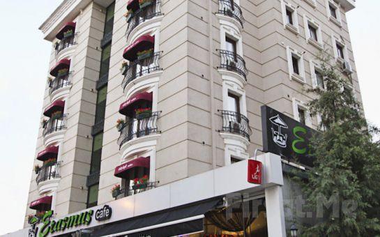 Ataşehir'deki Eviniz City Loft Suites Hotel'de 2 Farklı Suitte Konaklama ve Kahvaltı Fırsatı