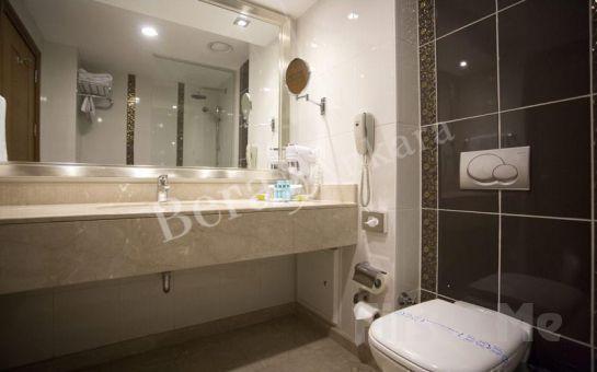 Ankara Bera Hotel'de Deluxe Odalarda 2 Kişi 1 Gece Konaklama ve SPA Keyfi Kahvaltı Seçeneğiyle