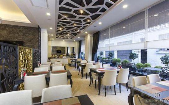 Dencity Hotel Taksim'de 2 Kişi 1 Gece Konaklama + Kahvaltı Keyfi!