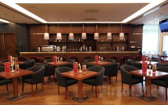 Tur Dünyası'ndan Ramada Plaza İzmit Otel'de 1 Gece 2 Gün Yarım Pansiyon Konaklamalı Kartepe & Kartepe Kara Merhaba Turu!