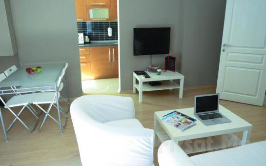 City Loft 24 Suites Ataşehir'de 2 Kişi 1 Gece Konaklama, Kahvaltı Keyfi