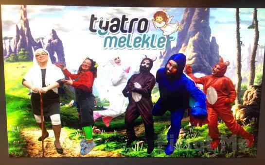 1001 Sanat'tan DENİZ'İN RÜYASI Çocuk Tiyatro Oyunu!