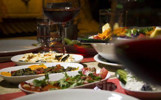 İzmir Fuar Ada Gazinosu'nda Unutulmayacak Sevgililer Günü Eğlencesi, Akşam Yemeği, İçecek Fırsatı