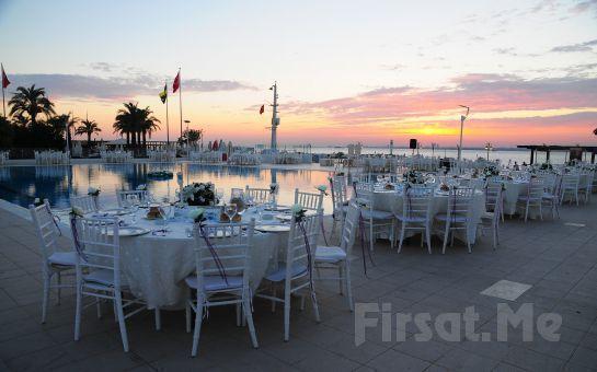 İstanbul Yelken Kulübü'nde Ata & Los Camarados Canlı Müzik Eşliğinde İçki Dahil Sevgililer Günü Kutlaması!