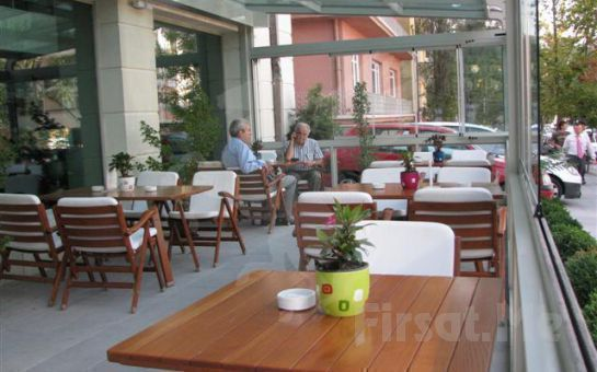 Midas Hotel Ankara'da 2 Kişi 1 Gece Konaklama , Kahvaltı Ve Spa Keyfi