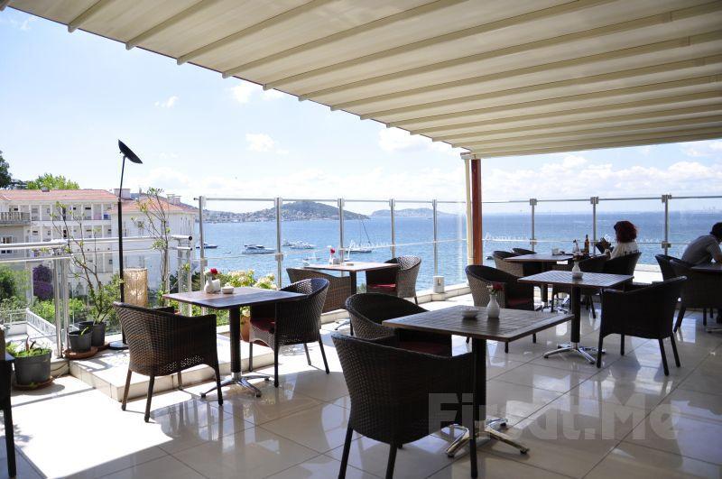 Büyükada Orası Burası Teras Restaurant'ta Adadan İstanbul Manzarası Eşliğinde Kahvaltı Keyfi!