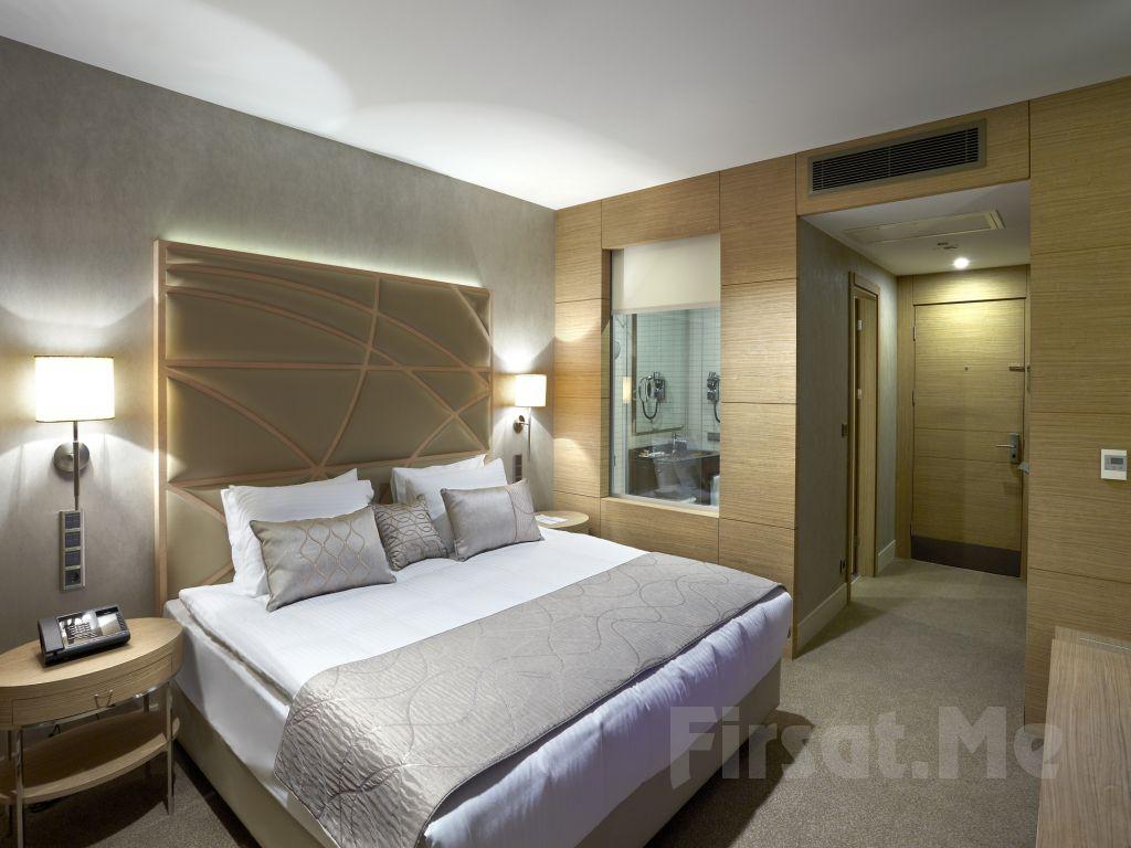 Maltepe Cevahir Hotel İstanbul Asia'da 2 Kişi 1 Gece Kara veya Deniz Manzaralı Odalarda Konaklama + Kahvaltı + SPA + Açık Havuz Kullanımı Fırsatı! (Yılbaşı Seçeneğiyle!)