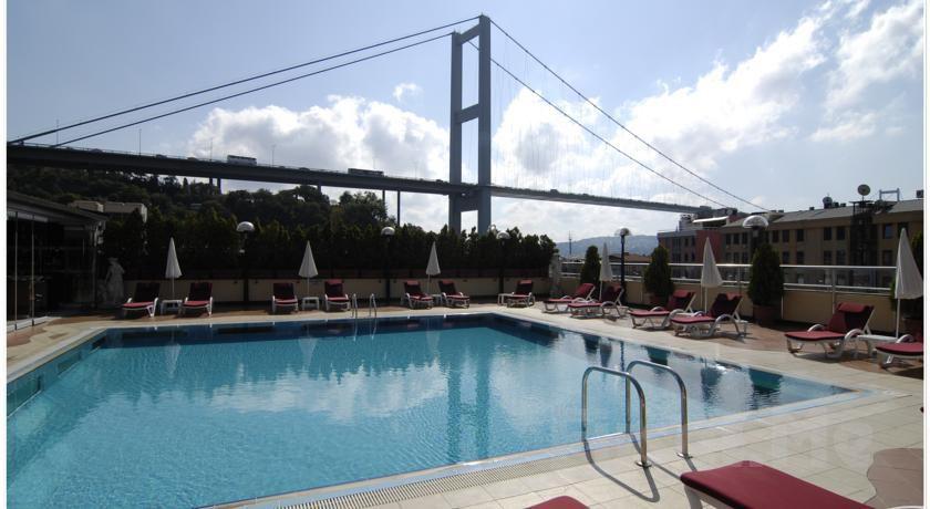 Muhteşem Boğaz Manzaralı 5* Ortaköy Princess Otel'de Dahil 2 Kişi 1 Gece Konaklama ve Kahvaltı Keyfi!