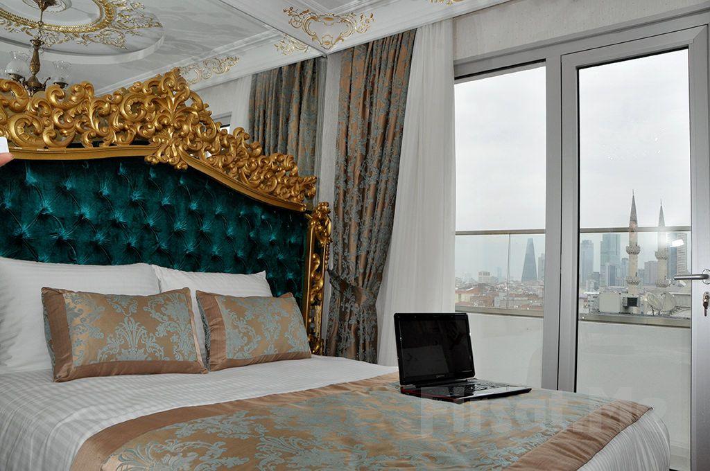 White Monarch Hotel'de 2 Kişi 1 Gece Konaklama + Kahvaltı Fırsatı!