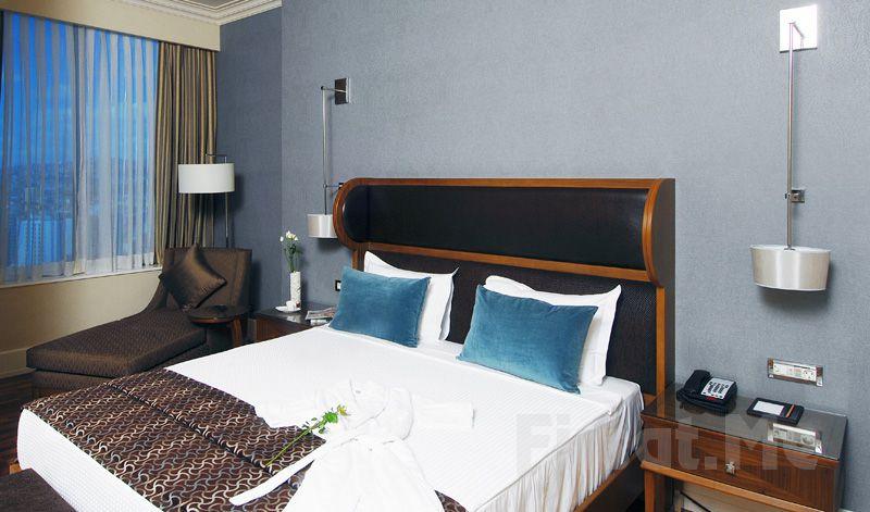 Ayrıcalığın Keyfini Titanic Business Kartal Hotel'de Yaşamak İsteyenlere 2 Kişi 1 Gece Konaklama , Sauna, Hamam ve Fitness Keyfi, Kahvaltı Seçeneğiyle!