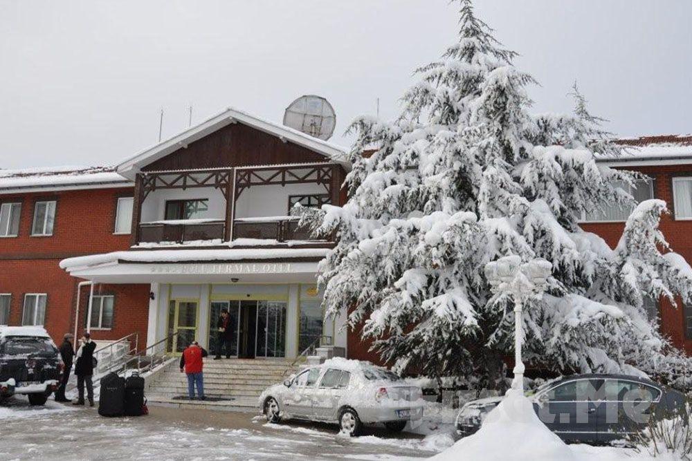 Bolu Termal Hotel'de Kahvaltı Dahil 2 Kişilik Konaklama, Kahvaltı ve Termal Tesisi Keyfi!
