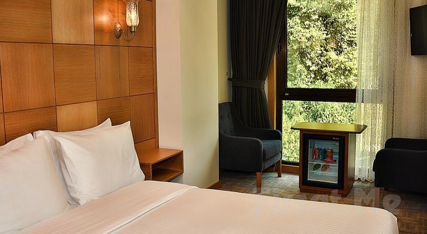 Şişli Cumbalı Plaza Hotel Istanbul'da Çift Kişi Kahvaltı Dahil Konaklama