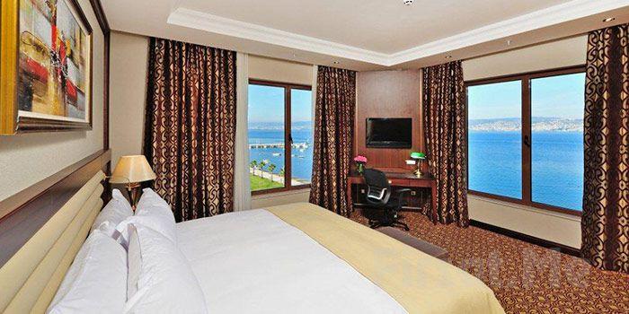 5 Yıldızlı Wellborn Luxury Hotel'de 2 Kişi 1 Gece Deluxe Odada Konaklama + Açık Büfe Kahvaltı + SPA Kullanım Keyfi!