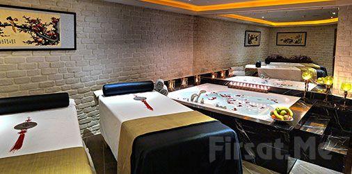 Şişli Mercure Hotel Bomonti Harmony Spa'da Profesyonel Terapistler Eşliğinde 50 Dk Masaj, Kese Köpük, SPA Kullanımı Çiftlere Özel Seçeneklerle