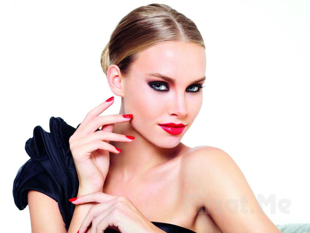 Hergün Makyaj Yapmaktan Bıkanlara Ataşehir White Plus Güzellik Merkezi'nden Kaş Kontür, Eyeliner, Dipliner veya Dudak Kontürü Fırsatı!