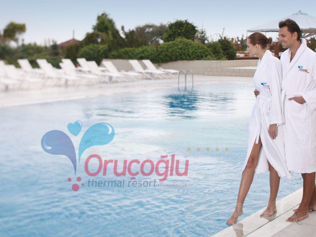 Türkiye'nin İlk 5 Yıldızlı Termal SPA ve Sağlık Oteli Afyon Oruçoğlu Termal Resort Otel'de Kişi Başı 1 Gece Oda Kahvaltı veya Yarım Pansiyon Konaklama Keyfi!