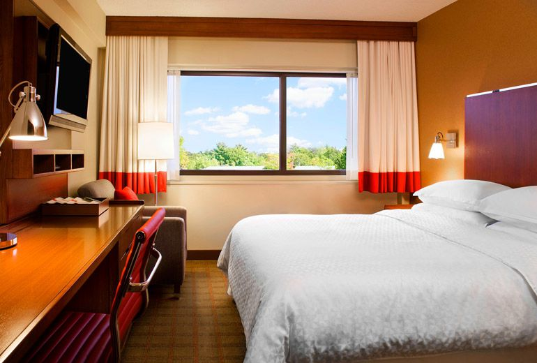 Ever Hotel Asia Dudullu'da 2 Kişi 1 Gece Konaklama, Kahvaltı