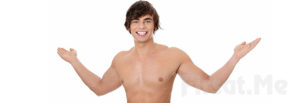 Pendik LivaDerm Güzellik Merkezi'nden, Erkekler İçin 3 Bölge (Yanak, Boyun, Ense) İstenmeyen Tüy Uygulaması!