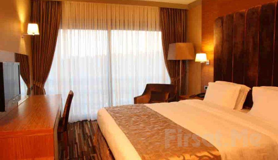Üsküdar'ın Tarihi Güzelliği Eşliğinde Volley Hotel İstanbul'da 2 Kişi 1 Gece Konaklama + Spa Kullanımı!