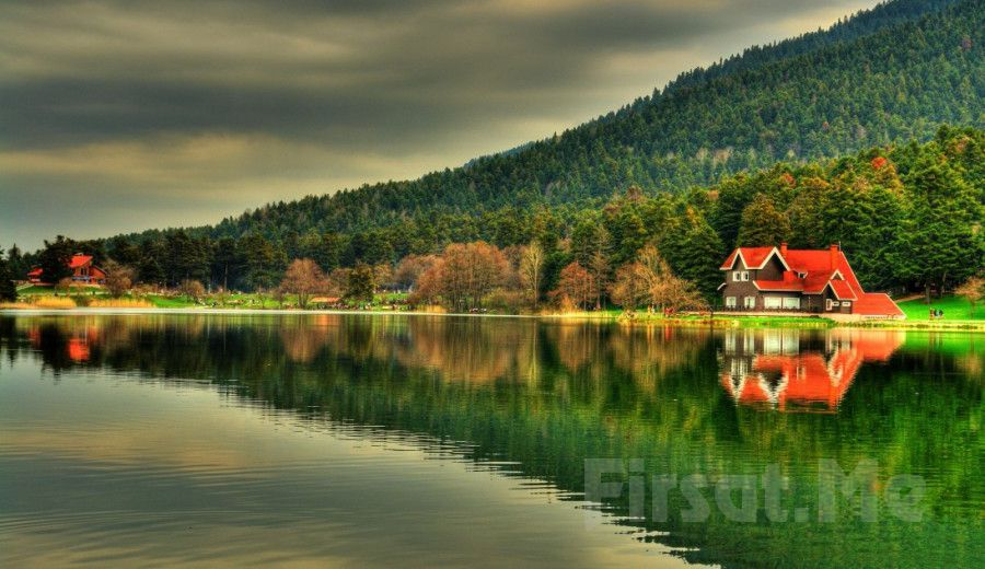 Tur Dünyası'ndan Öğlen Yemeği İkramı İle Günübirlik Cennet Göl Ve Abant Gölü Doğa Turu!
