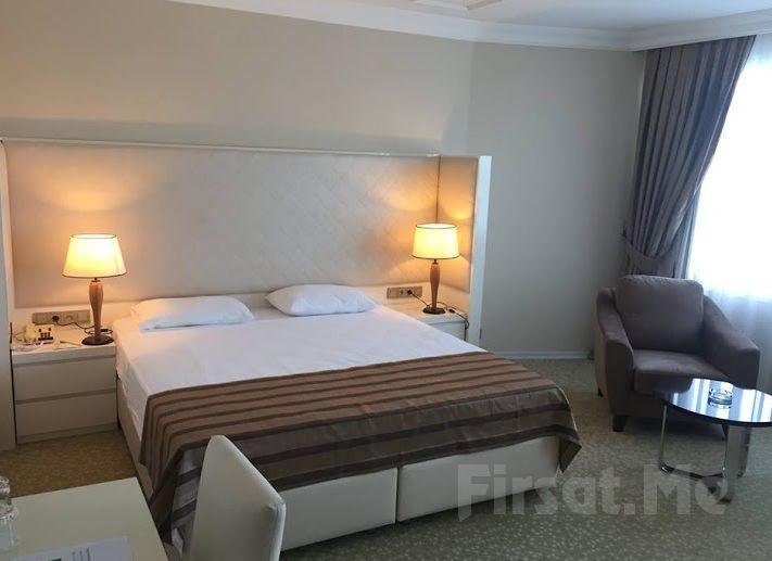 Kumburgaz Artemis Marin Princes Hotel'de Açık Büfe Kahvaltı Dahil Konaklama + Türk Hamamı + SPA Fırsatı!
