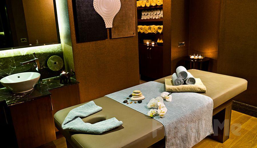 Ramada Plaza Tekstilkent Spa'da İsveç Masajı veya Kese - Köpük Masajı + Hamam + Sauna + Buhar Odası Kullanım Fırsatı!