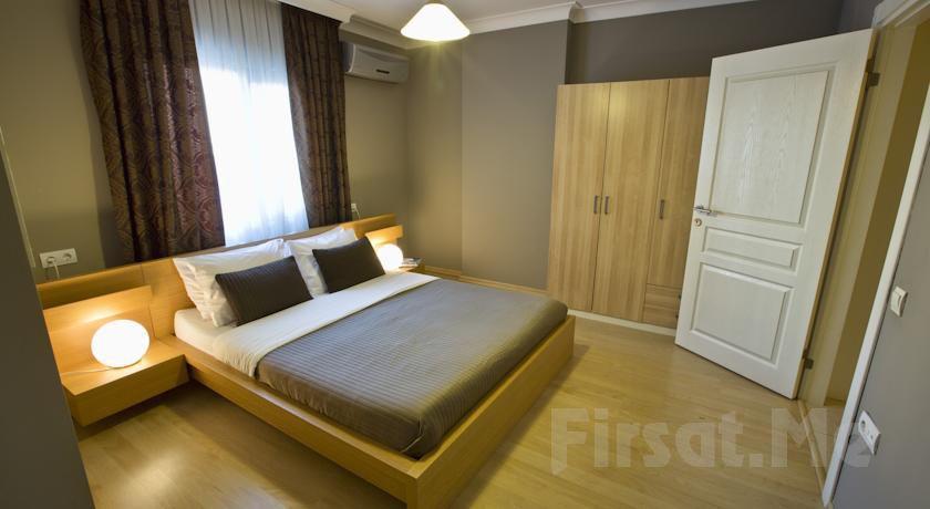Ataşehir'deki Eviniz City Loft 36 Suites Hotel'de 2 Farklı Suitte Konaklama Ve Kahvaltı Keyfi!