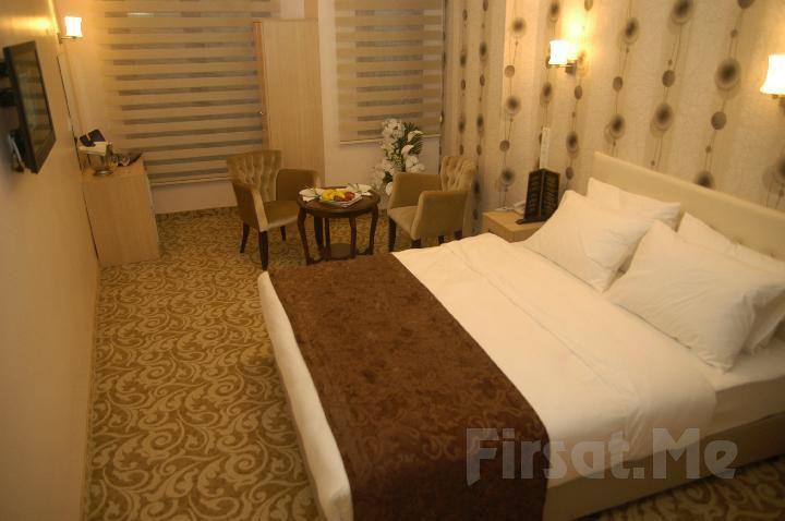 Sarıçamlar Turizm'den Laleli Bulvar Hotel'de Konaklama Ve Kahvaltı Keyfi!