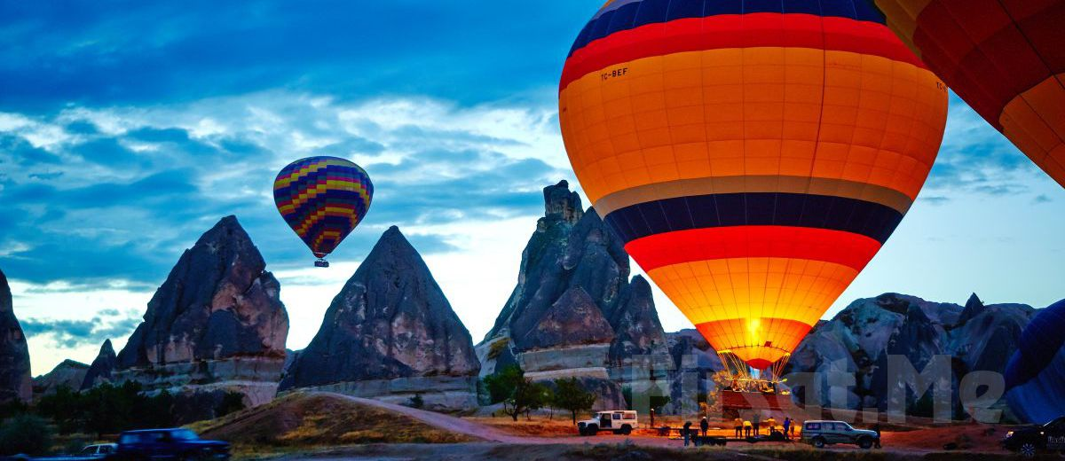 Rüya Gibi Bir Macera! Doho Turizm'den Muhteşem Kapadokya Balon Turu